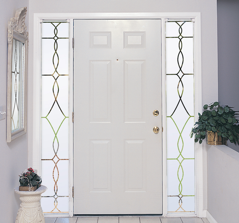 Add privacy and elegance to your Sidelights